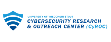 Cybersecurity research center logo