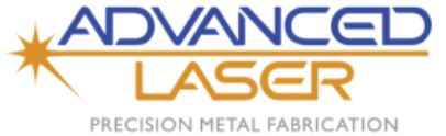 Advanced Laser Logo