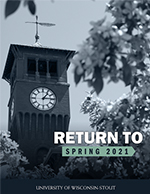 Cover image of Return to Spring 2021 plan