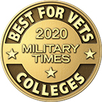 Best for Vets 2020 logo