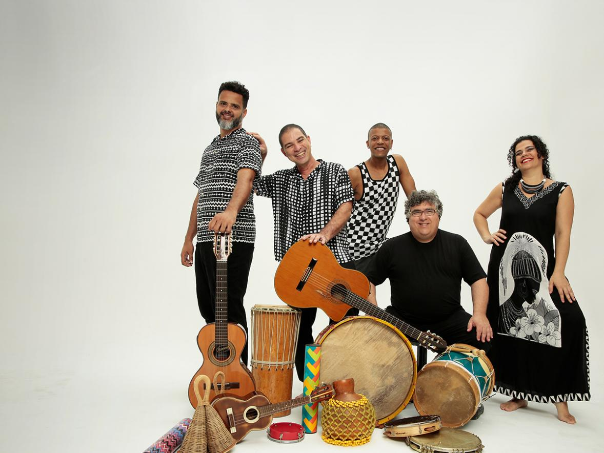 Paulo Padilha and Bando, a musical ensemble from Brazil, will host a question and answer session at UW-Stout on Monday, Sept. 30, and perform on Tuesday, Oct. 1.