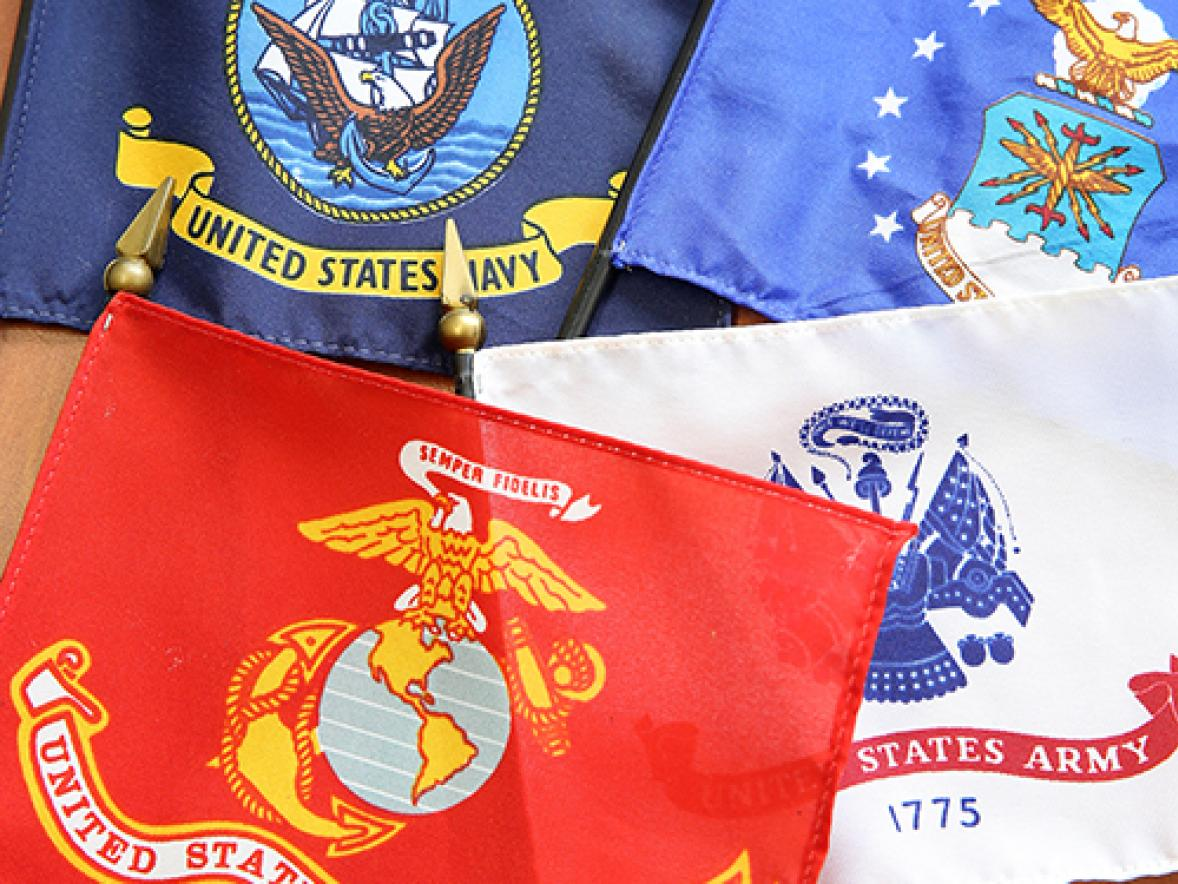 A panel on Wednesday, Nov. 6, will feature UW-Stout student veterans.