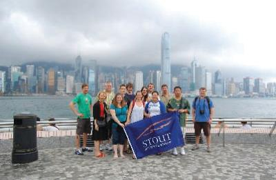 UW-Stout students studying abroad