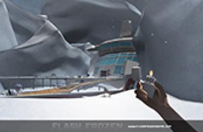 Flash Frozen wins national E-3 video game competition