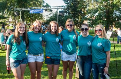 Panhellenic Sorority Members