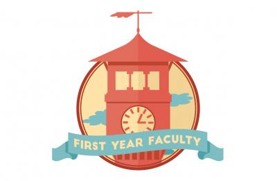 NTLC first year faculty badge
