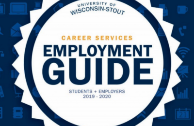 Image of front cover of employment guide