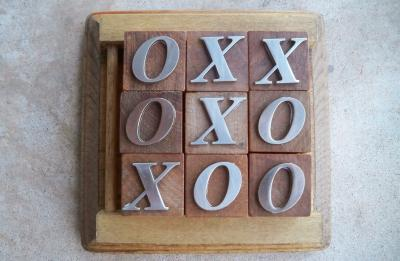Tic Tac Toe Board
