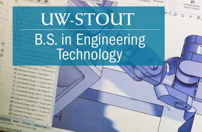 The engineering technology program at UW-Stout has four concentrations.