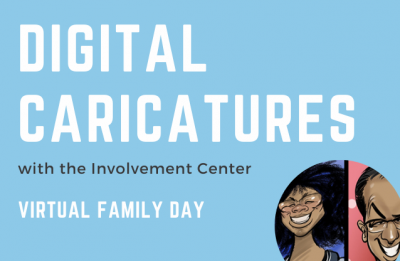 Digital Caricatures with the Involvement Center