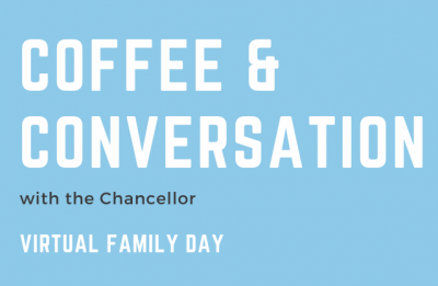 Coffee & Conversation with the Chancellor